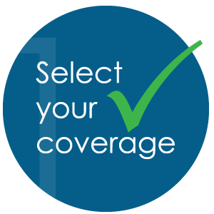 Select your coverage